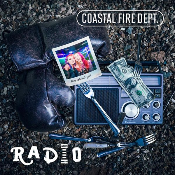 Coastal Fire Dept - Radio EP - cover art