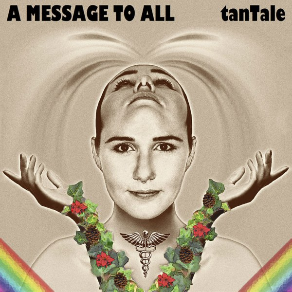 Tantale - A Message To All - single artwork