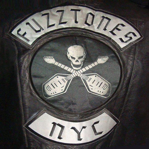 The Fuzztones - NYC - album cover