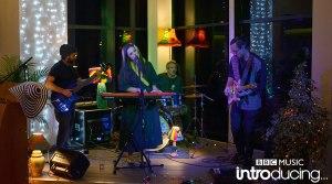 Eloise Fabbri and band