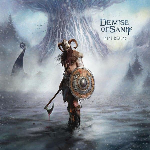 Demise Of Sanity - Nine Realms - album cover