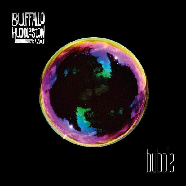 Buffalo Huddleston - Bubble - single artwork