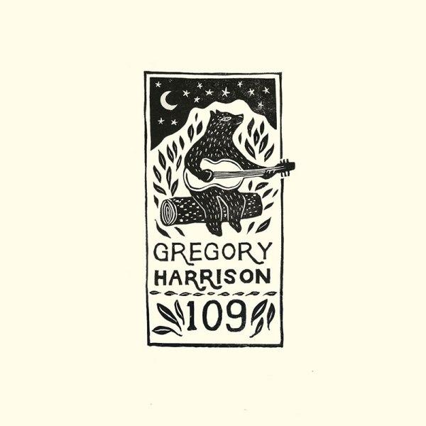 Gregory Harrison - 109 - album cover