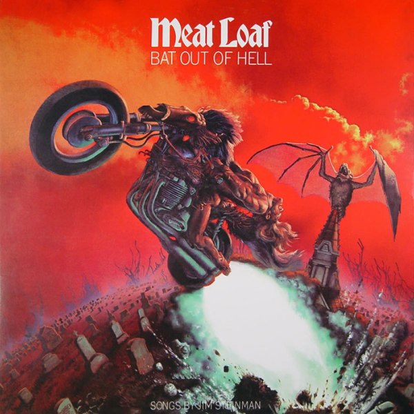 Bat Out Of Hell - album cover