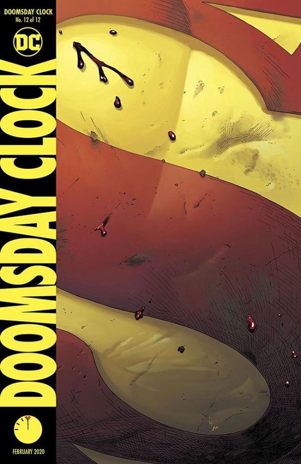 Doomsday Clock - cover