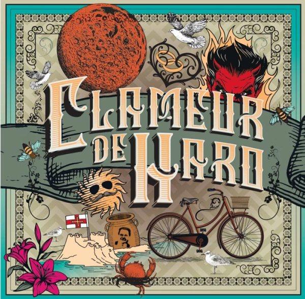Clameur De Haro - album cover