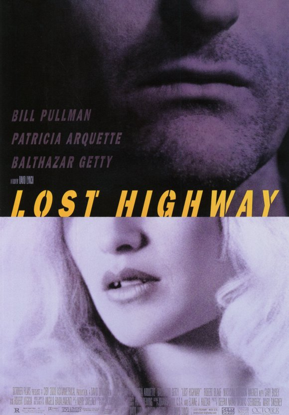 Lost Highway poster