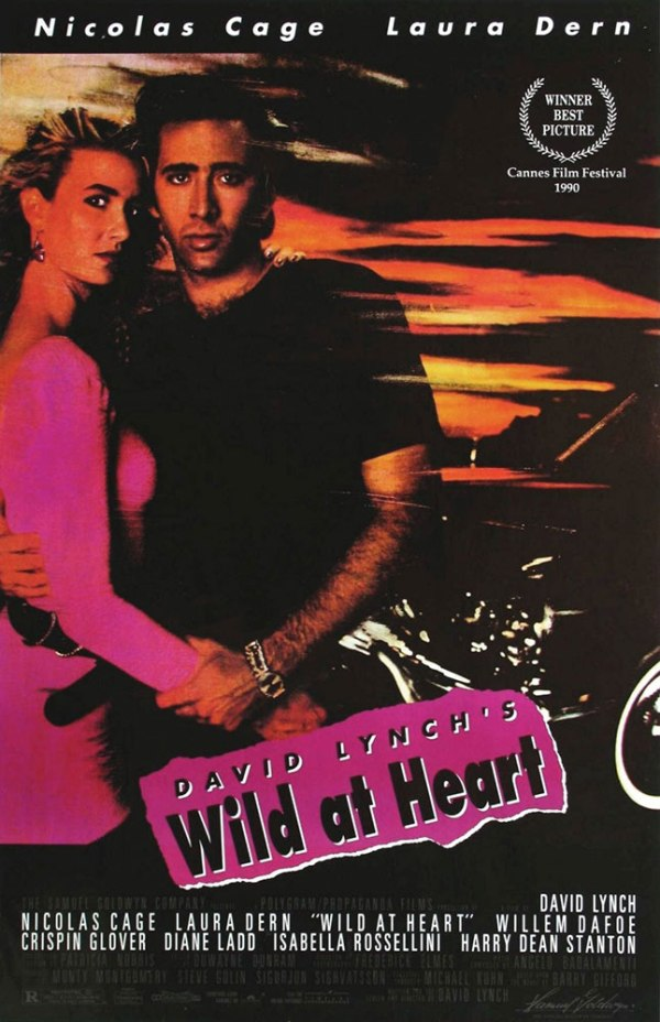 Wild At Heart - poster