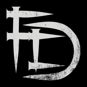 From Darkness - logo - album cover