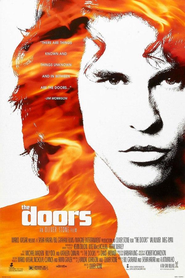 The Doors movie - poster