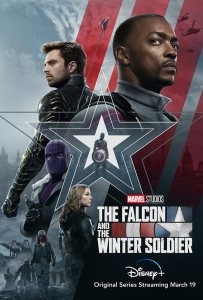 The Falcon and the Winter Soldier - poster