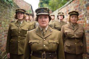 Dad's Army (2016) - Sarah Lancashire, Felicity Montagu
