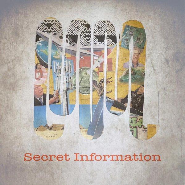 Mike Meinke - Secret Information - artwork