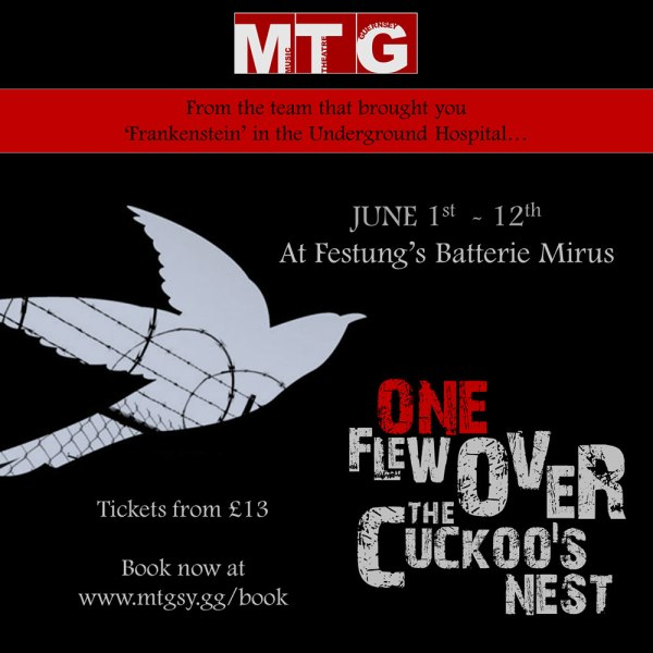 MTG One Flew Over The Cuckoos Nest poster