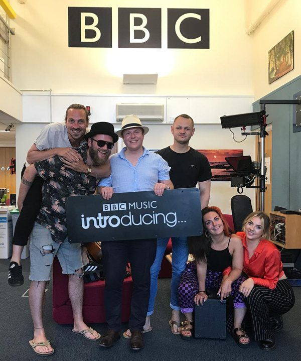 The Nightmares - BBC Introducing