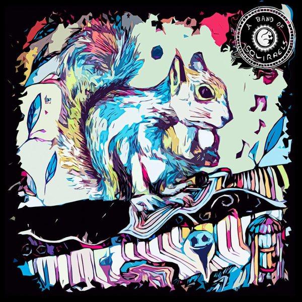 A Band Of Squirrel's - album artwork