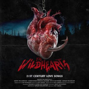 The Wildhearts - 21st Century Love Songs - album artwork