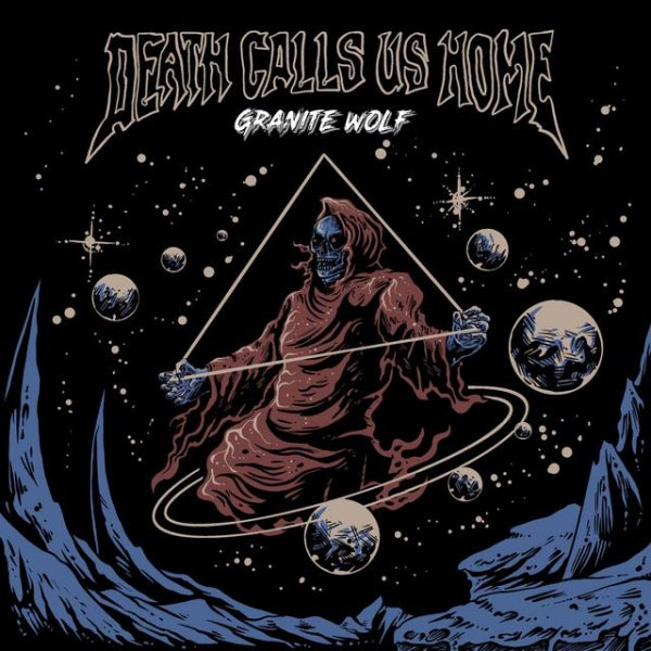 Granite Wolf - Death Calls Us Home - single artwork