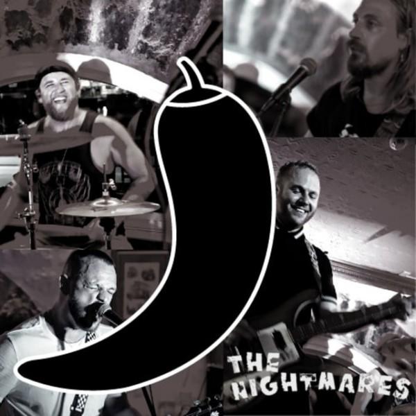 The Nightmare - Jalapeno - single artwork